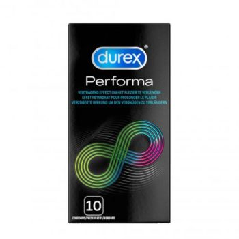 Durex Performa Condooms - 10 stuks