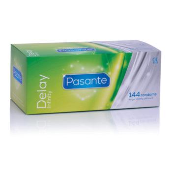 Pasante Delay Condooms - 144 stuks