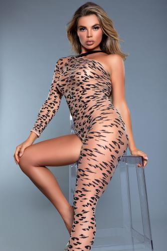 Fiercely Wild Catsuit - Luipaard