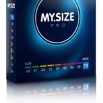 MY.SIZE Pro 72 mm Condooms 3 stuks