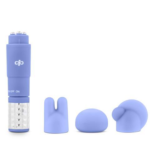 Rose - Luxe Set Met Clitoris Stimulator - Lila