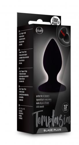 Temptasia - Slave Anaal Plug - Black