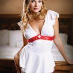 Bedside Nurse Sexy Verpleegster Kostuum
