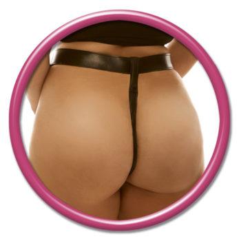 Strap-on Dildo - Plus size